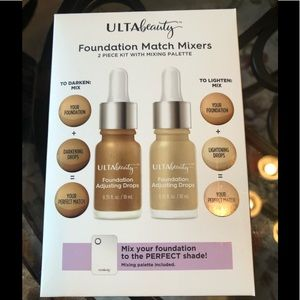 ULTA Foundation Match Mixers NIB